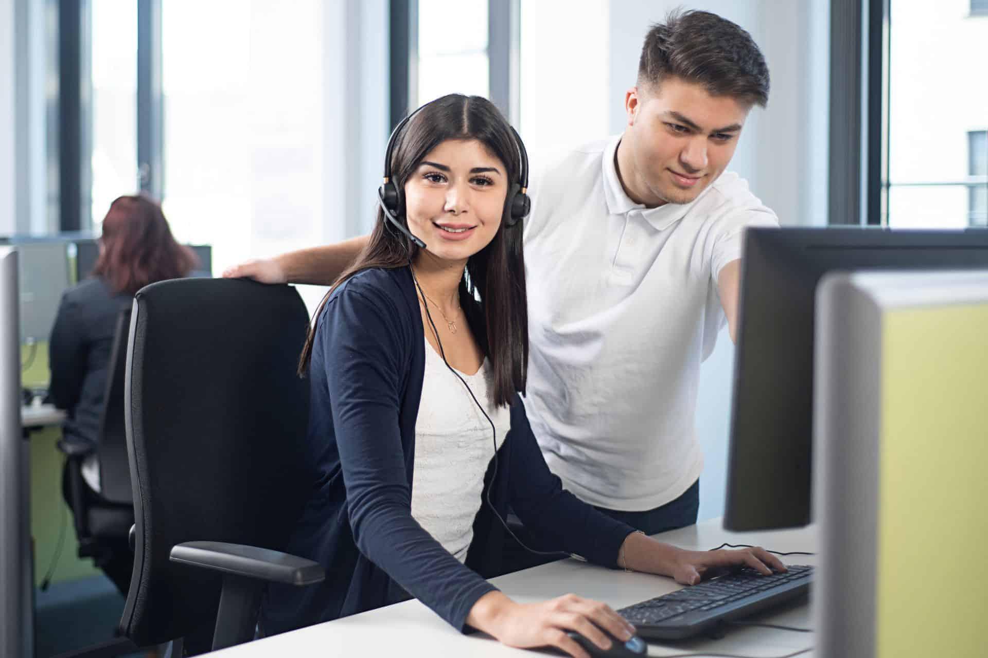 Customer Sales Service